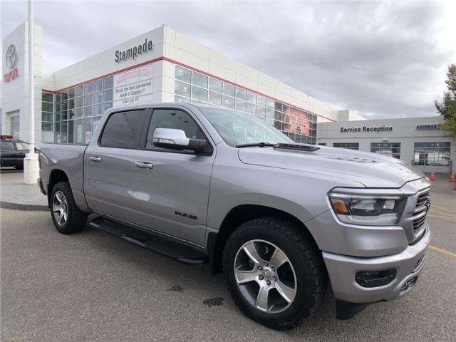 2019 RAM 1500  (Stk: 211011A) in Calgary - Image 1 of 23