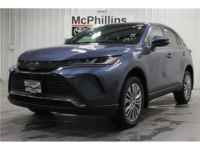 2021 Toyota Venza XLE (Stk: J066505) in Winnipeg - Image 1 of 19