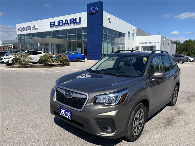 2019 Subaru Forester 2.5i Touring (Stk: LP0653) in RICHMOND HILL - Image 1 of 29