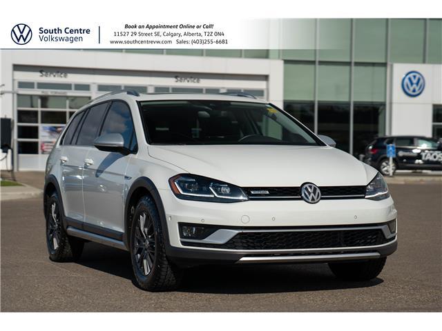 2019 Volkswagen Golf Alltrack 1.8 TSI Execline 3VWM17AU2KM502854 10356A in Calgary