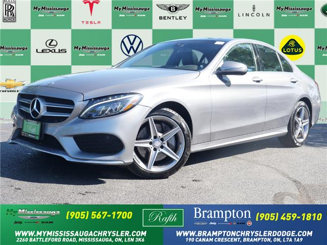 2016 Mercedes-Benz C-Class Base (Stk: 21474A) in Mississauga - Image 1 of 26