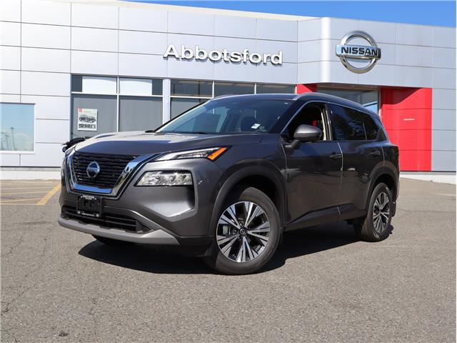 2021 Nissan Rogue SV (Stk: A21267) in Abbotsford - Image 1 of 27