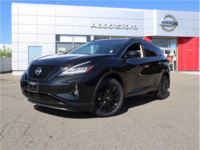 2021 Nissan Murano Midnight Edition (Stk: A21213) in Abbotsford - Image 1 of 30