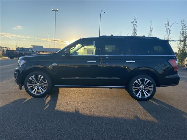 2021 Ford Expedition King Ranch (Stk: MEP015) in Fort Saskatchewan - Image 1 of 21