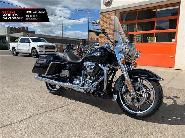 2021 Harley-Davidson FLHR - Road King™  (Stk: FLHR-21-4519) in Saskatoon - Image 1 of 10