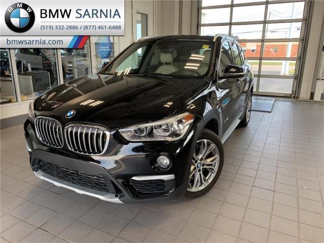 2017 BMW X1 xDrive28i (Stk: XU440) in Sarnia - Image 1 of 10