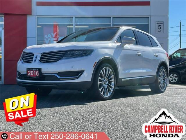 2016 Lincoln MKX Reserve (Stk: UBL75437) in Campbell River - Image 1 of 20