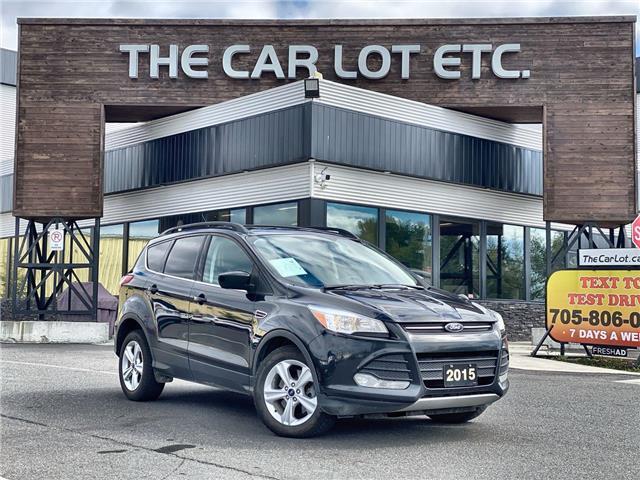 2015 Ford Escape SE (Stk: 21461-1) in Sudbury - Image 1 of 25