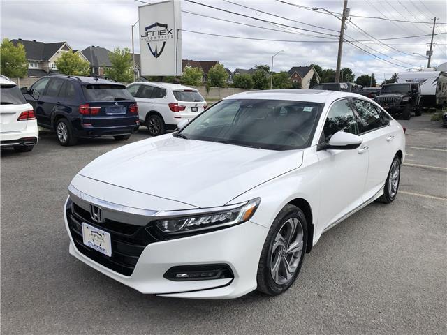 2018 Honda Accord EX-L (Stk: 21341) in Ottawa - Image 1 of 24