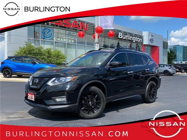 2018 Nissan Rogue Midnight Edition (Stk: A7295) in Burlington - Image 1 of 20