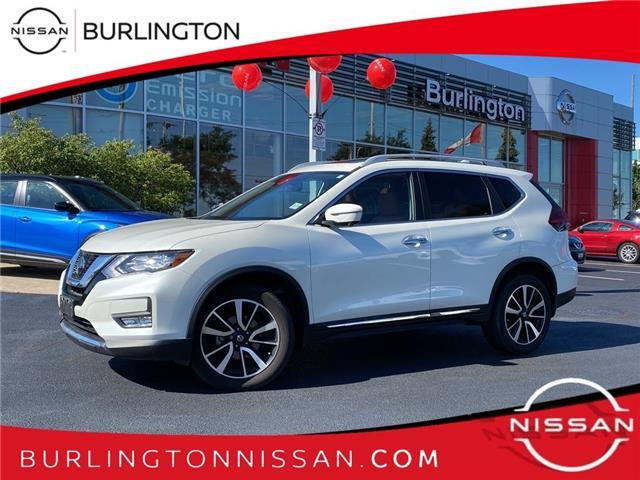 2019 Nissan Rogue SL (Stk: A7319) in Burlington - Image 1 of 22