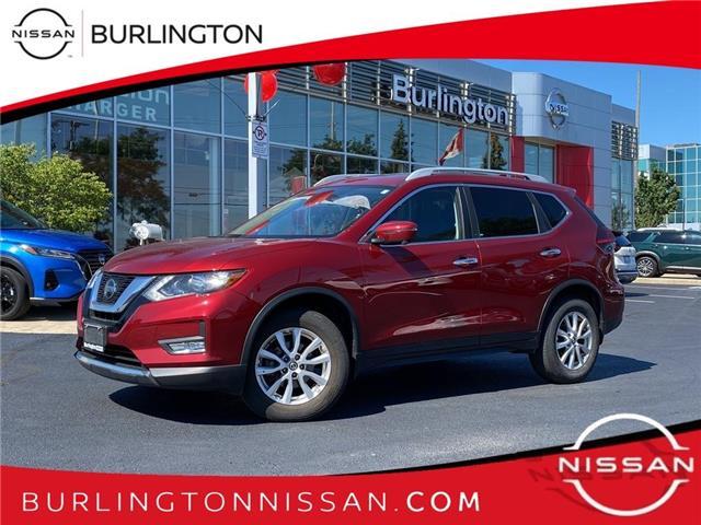 2018 Nissan Rogue SV (Stk: A7317) in Burlington - Image 1 of 16