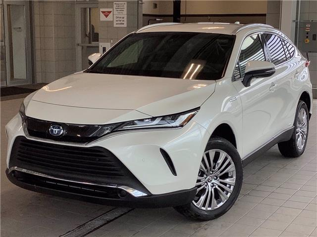 2021 Toyota Venza XLE (Stk: 23206) in Kingston - Image 1 of 28