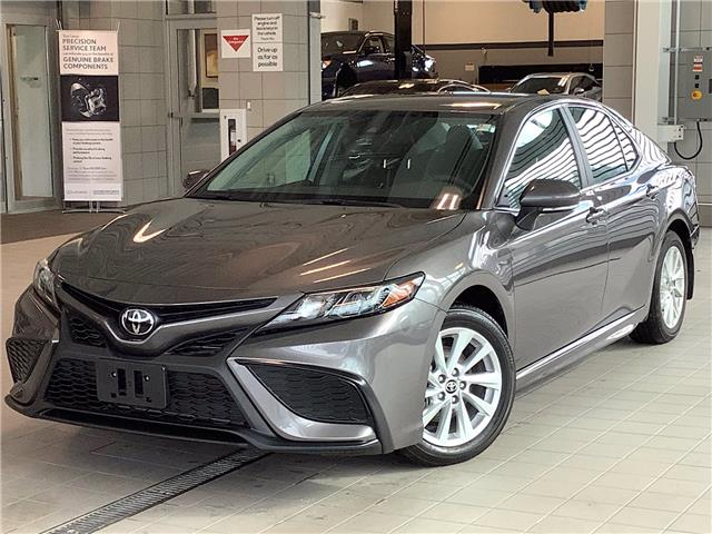 2021 Toyota Camry SE (Stk: P19570) in Kingston - Image 1 of 11