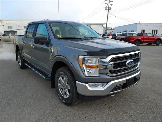 2021 Ford F-150 XLT (Stk: 21T133) in Quesnel - Image 1 of 14
