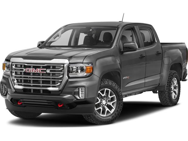 2022 GMC Canyon AT4 w/Leather (Stk: ZWMWG0) in Waterloo - Image 1 of 3
