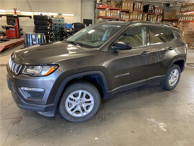 2017 Jeep Compass Sport (Stk: 88135M) in Cranbrook - Image 1 of 25