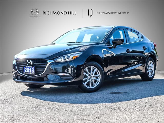 2018 Mazda Mazda3 SE (Stk: P0685) in Richmond Hill - Image 1 of 23