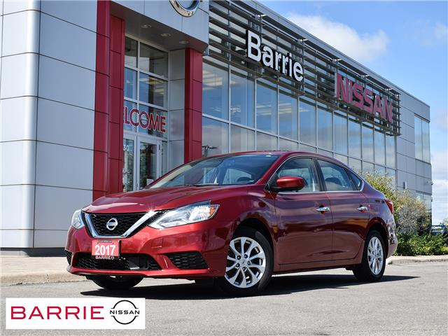 2018 Nissan Sentra  (Stk: 21448A) in Barrie - Image 1 of 28