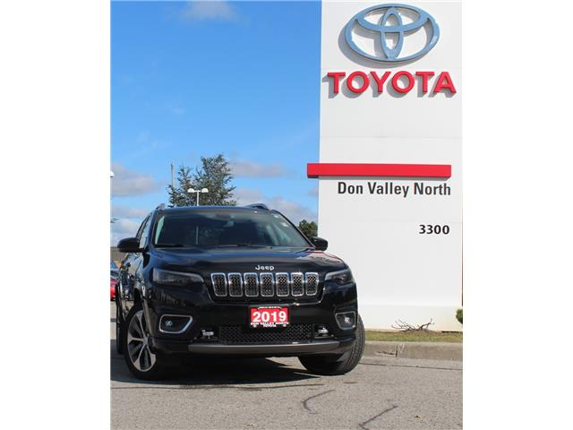 2019 Jeep Cherokee Overland (Stk: 10101234A) in Markham - Image 1 of 1