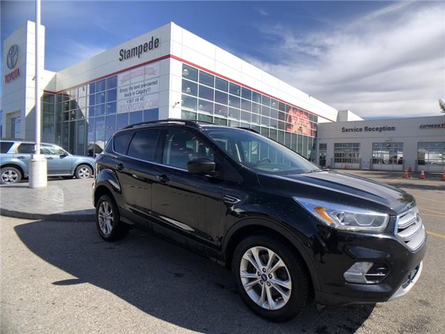 2017 Ford Escape SE (Stk: 210931B) in Calgary - Image 1 of 10