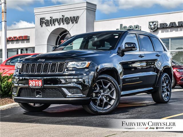 2019 Jeep Grand Cherokee Limited (Stk: U18846) in Burlington - Image 1 of 34