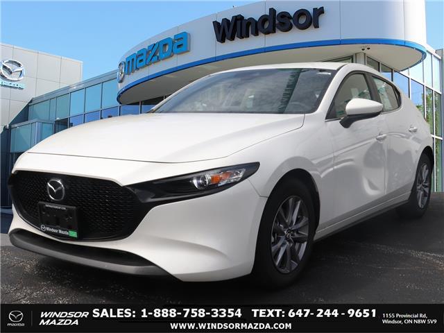 2021 Mazda Mazda3 Sport GS (Stk: M38765) in Windsor - Image 1 of 14