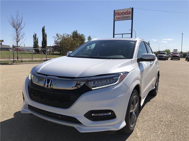 2022 Honda HR-V Touring (Stk: H23-0129) in Grande Prairie - Image 1 of 25