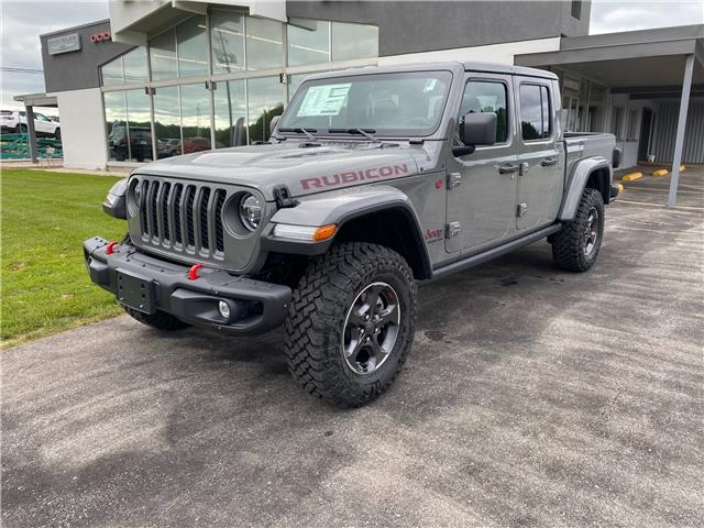 2021 Jeep Gladiator Rubicon (Stk: 21150) in Meaford - Image 1 of 22