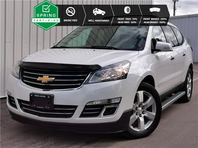 2017 Chevrolet Traverse Premier (Stk: H34487A) in North Cranbrook - Image 1 of 16
