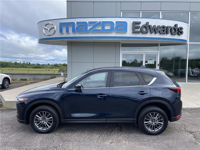 2018 Mazda CX-5 GS (Stk: 22816) in Pembroke - Image 1 of 24