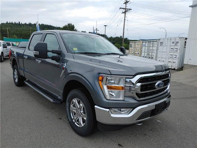 2021 Ford F-150 XLT (Stk: 21T124) in Quesnel - Image 1 of 14