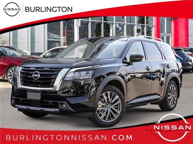 2022 Nissan Pathfinder SL (Stk: C3508) in Burlington - Image 1 of 23
