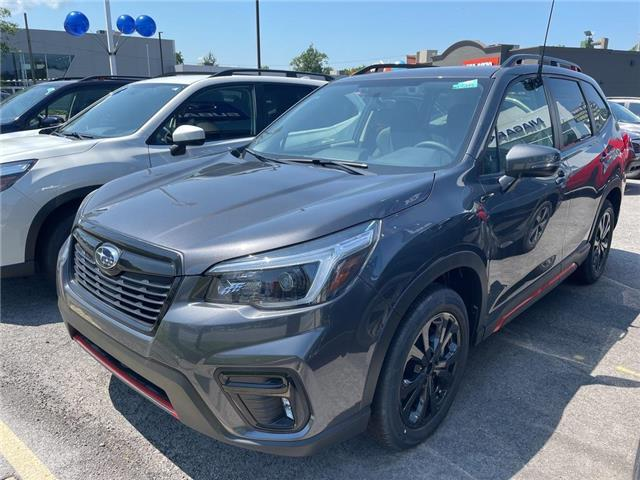 2021 Subaru Forester Sport (Stk: S5889) in St.Catharines - Image 1 of 3