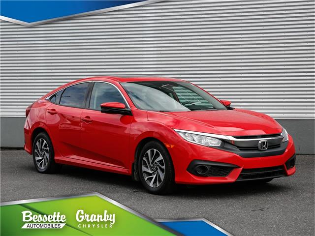 2017 Honda Civic EX (Stk: G21-157A) in Granby - Image 1 of 27
