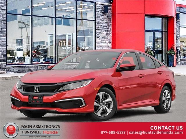 2021 Honda Civic LX (Stk: 221015) in Huntsville - Image 1 of 23