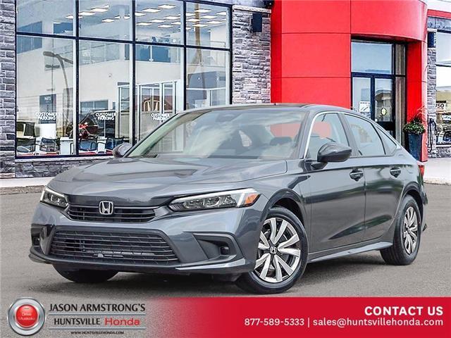 2022 Honda Civic LX (Stk: 222038) in Huntsville - Image 1 of 23