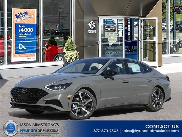 2021 Hyundai Sonata Sport (Stk: 121-203) in Huntsville - Image 1 of 23