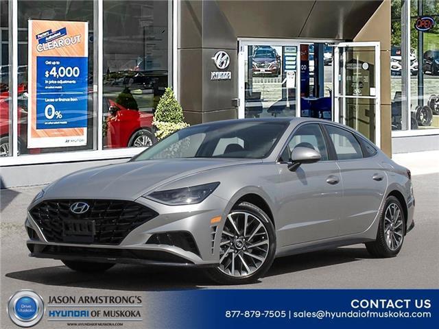 2021 Hyundai Sonata Ultimate (Stk: 121-204) in Huntsville - Image 1 of 23