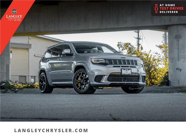 2018 Jeep Grand Cherokee Trackhawk (Stk: LC0961) in Surrey - Image 1 of 30
