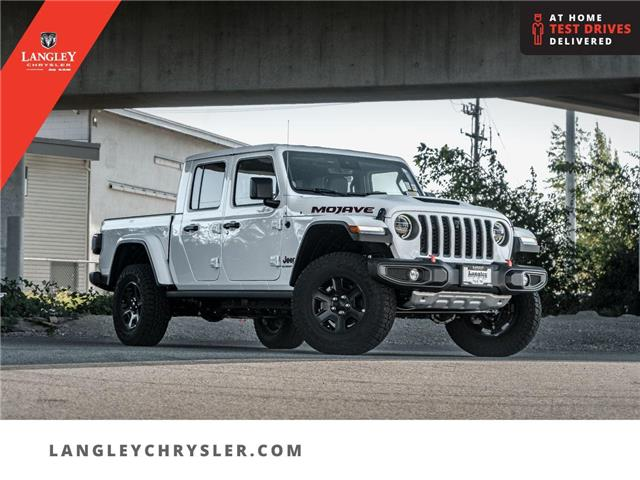 2021 Jeep Gladiator Mojave (Stk: M591735) in Surrey - Image 1 of 25