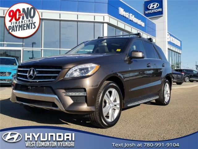 2015 Mercedes-Benz M-Class Base (Stk: 24444A) in Edmonton - Image 1 of 20