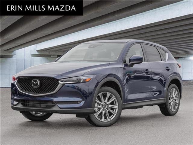 2021 Mazda CX-5 GT w/Turbo (Stk: 21-0438) in Mississauga - Image 1 of 23