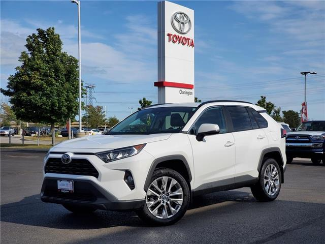 2019 Toyota RAV4 XLE (Stk: 21616A) in Bowmanville - Image 1 of 30