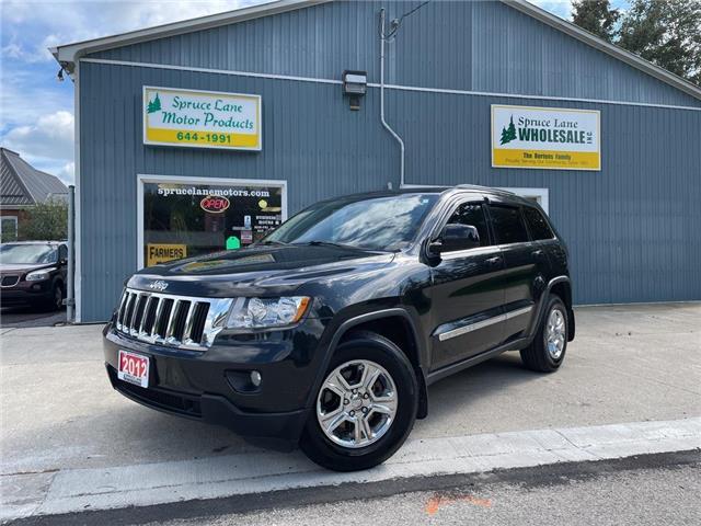 2012 Jeep Grand Cherokee Laredo (Stk: 97739) in Belmont - Image 1 of 26