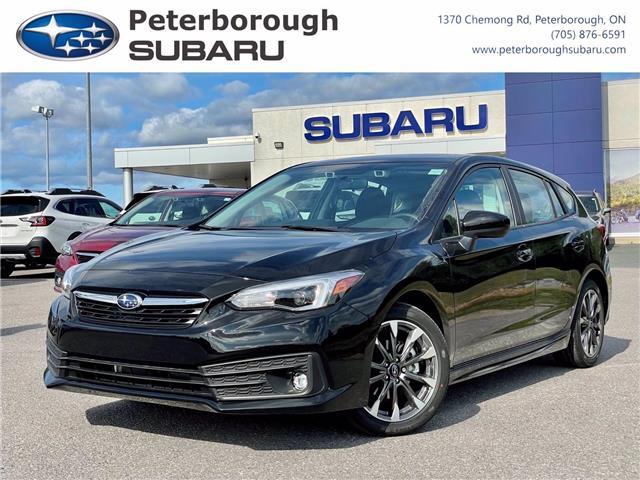 2022 Subaru Impreza Sport (Stk: S4760) in Peterborough - Image 1 of 30