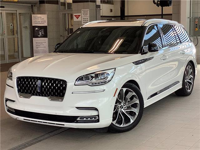 2020 Lincoln Aviator Grand Touring (Stk: PL21109) in Kingston - Image 1 of 30