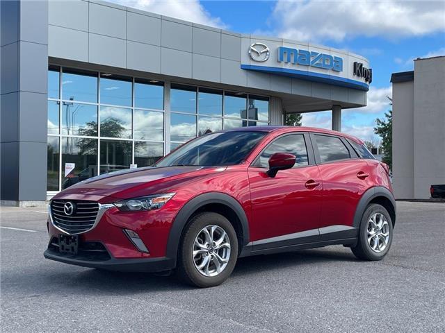 2018 Mazda CX-3 50th Anniversary Edition (Stk: 21p053) in Kingston - Image 1 of 12