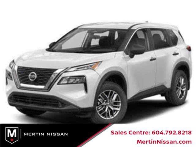 2021 Nissan Rogue S (Stk: N215-8474) in Chilliwack - Image 1 of 8