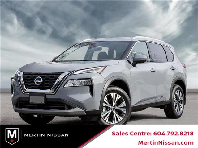 2021 Nissan Rogue SV (Stk: N215-0661) in Chilliwack - Image 1 of 23
